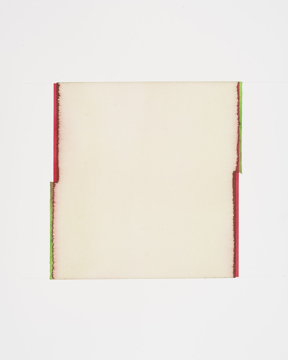 Callum Innes, Ruby Red, Sap Green, Prix Guerlain 2020