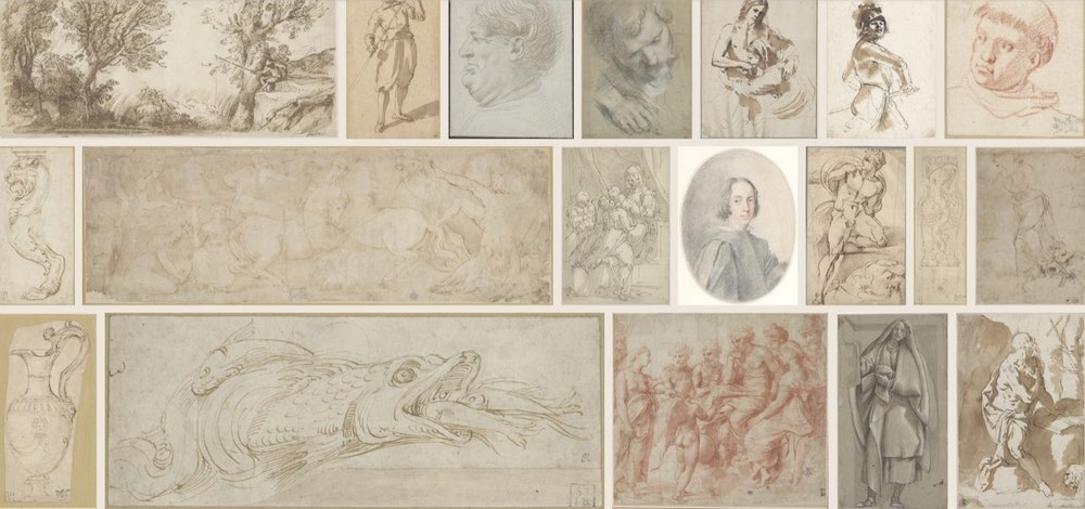 Preview de la collection on line de la Fondation Custodia