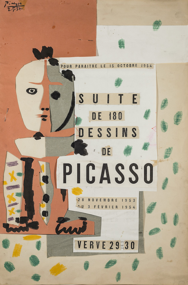 Arnoldi-Livie, Picasso, Verve