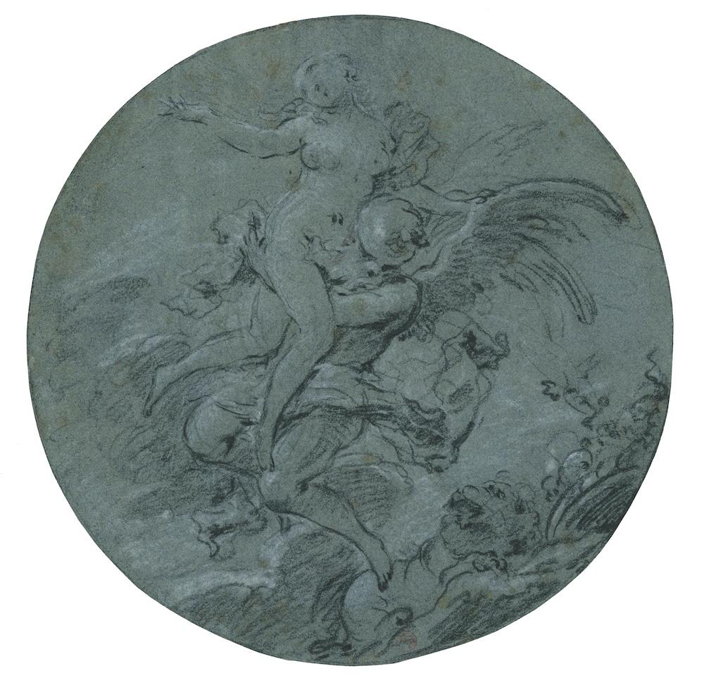 Paul Prouté, Pierre- Charles Tremolieres,Borée et Orithye